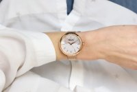 Zegarek różowe złoto klasyczny Adriatica Bransoleta A3525.9117Q bransoleta - duże 5