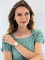 Zegarek różowe złoto klasyczny Cluse La Boheme CLA001 pasek - duże 2
