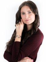 Zegarek różowe złoto klasyczny Esprit Damskie ES1L116M0085  bransoleta - duże 2