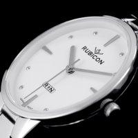 Rubicon RNBD72SIWX03BX zegarek klasyczny Bransoleta