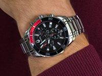 Bulova 98B344 zegarek sportowy Męskie