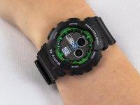 Zegarek sportowy Casio Baby-G BA-120-1BER - duże 4