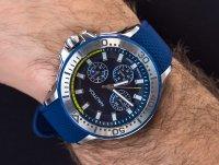 Zegarek sportowy Nautica Pasek NAPAUC003 - duże 4