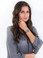 Zegarek srebrny elegancki Adriatica Bransoleta A3689.5146Q bransoleta - duże 2