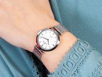 Bisset BSBE92SISX03BX NOA zegarek elegancki Klasyczne