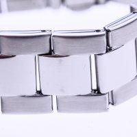 Zegarek srebrny fashion/modowy Timex New England TW2R36700-POWYSTAWOWY bransoleta - duże 5
