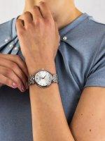 Zegarek srebrny klasyczny Adriatica Bransoleta A3770.5113Q bransoleta - duże 3
