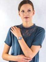 Zegarek srebrny klasyczny Adriatica Damskie A3731.514BQ bransoleta - duże 2