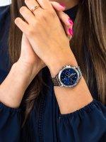 Zegarek srebrny klasyczny Tommy Hilfiger Damskie 1782141 bransoleta - duże 3