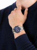 Zegarek srebrny sportowy Orient Sports RA-KV0002L10B bransoleta - duże 3