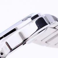 Zegarek srebrny sportowy Pierre Ricaud Pasek P97018.51R4QF-POWYSTAWOWY bransoleta - duże 5