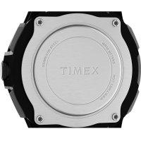 Zegarek srebrny sportowy Timex Expedition TW4B18200 pasek - duże 3