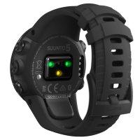 Suunto SS050299000 zegarek czarny sportowy Suunto 5 pasek