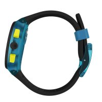 zegarek Swatch SUSS402 BLUE TIRE męski z tachometr Originals Chrono