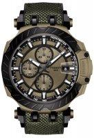 Zegarek męski Tissot t-race T115.427.37.091.00 - duże 1