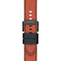 Tissot T116.617.36.051.08 zegarek czarny klasyczny Chrono XL pasek