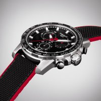 zegarek Tissot T125.617.17.051.01 srebrny Supersport Chrono