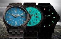 zegarek Traser TS-108740 czarny P67 Officer Pro