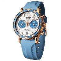 zegarek Vostok Europe VK64-515B527B damski z chronograf Undine