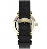 Timex TW2T75200 zegarek złoty klasyczny Waterbury pasek