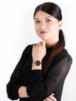 Zegarek złoty klasyczny Invicta Pro Diver 29190 bransoleta - duże 2