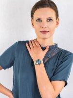 Zegarek złoty klasyczny Pierre Ricaud Pasek P22045.1G6AQ pasek - duże 2