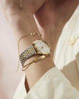 Zegarek złoty klasyczny Rosefield The Ace ASGBG-X239 bransoleta - duże 7