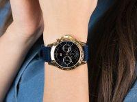 Zegarek złoty klasyczny Tommy Hilfiger Damskie 1782198 pasek - duże 4