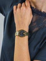 Zegarek złoty klasyczny Versus Versace Damskie VSP563119 bransoleta - duże 3