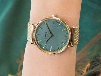 złoty Zegarek Cluse La Boheme CW0101201027 - duże 4