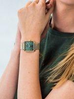 złoty Zegarek Cluse La Tetragone CW0101207013 - duże 3