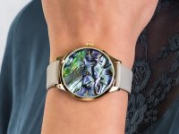 złoty Zegarek Pierre Ricaud Pasek P22045.1G6AQ - duże 4