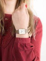 złoty Zegarek Rosefield Boxy QVSGD-Q013 - duże 3
