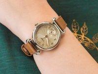 złoty Zegarek Timex Model 23 TW2T88000 - duże 4